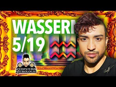 WASSERMANN MONATSHOROSKOP FÜR MAI 2019