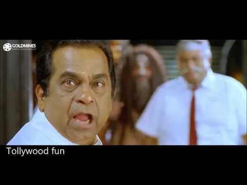 Comedy of bramanadam in Hero no. zero