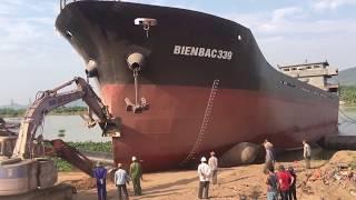 Hạ thuỷ tàu Biển Bắc 339 (VL-02) ngày 06/12/2016