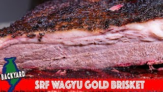 How to Smoke a Wagyu Brisket from Snake River Farms