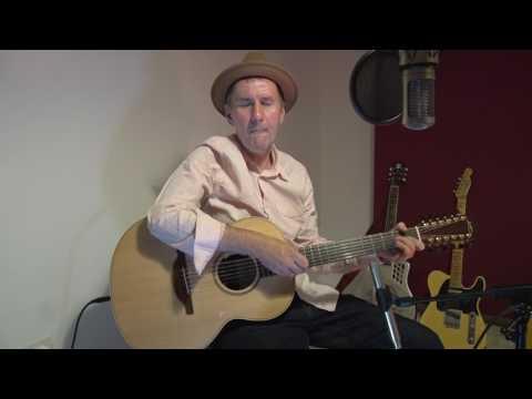 Andy Gunn - Misery Blues (12 string acoustic) - Aug 2017
