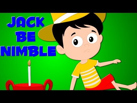 jack be nimble mother goose club rhymes for kids doovi. Black Bedroom Furniture Sets. Home Design Ideas