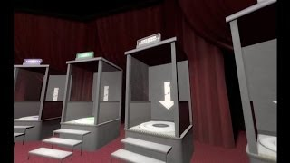 Take a look at this trailer for The Stanley Parable where The Narra...