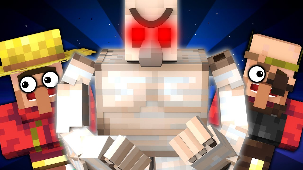 How Iron Golems Became Village Protectors - Minecraft