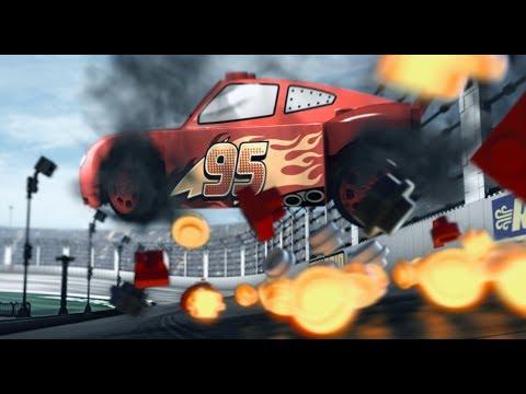 LEGO Disney•Pixar Cars 3 - LEGO Juniors - Movie Trailer
