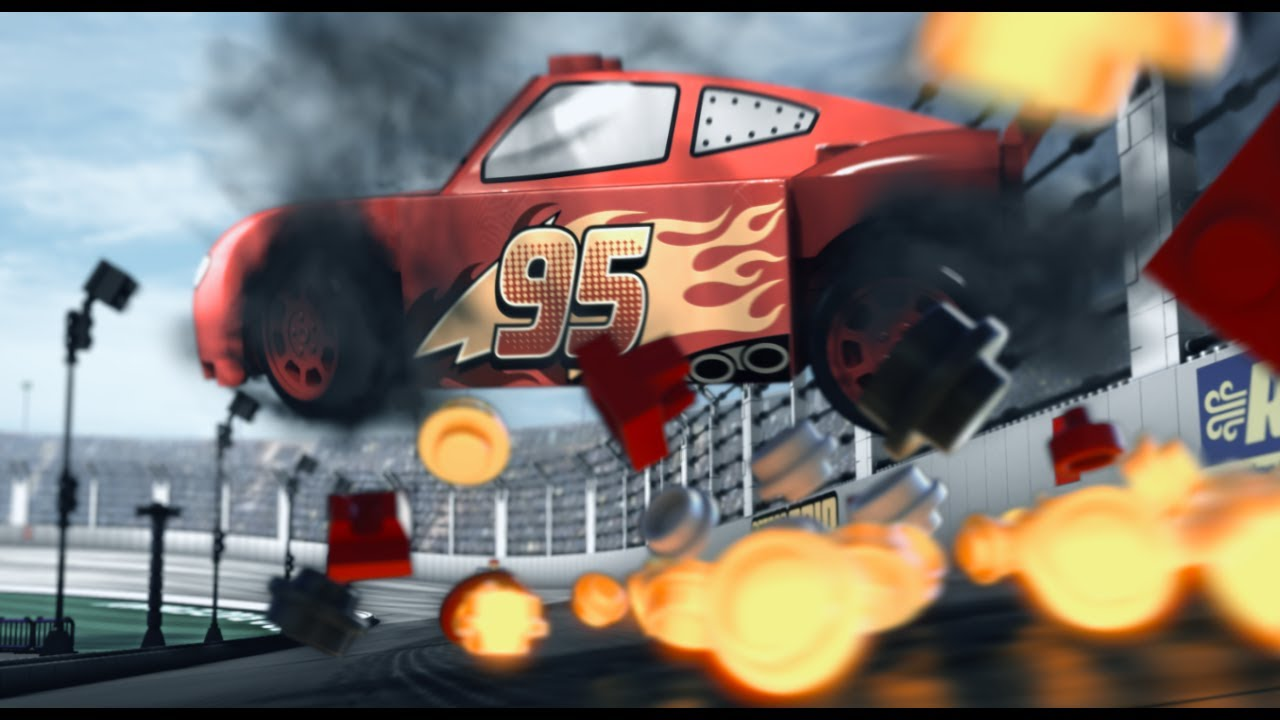 LEGO Disney•Pixar Cars 3 - LEGO Juniors - Movie Trailer - YouTube