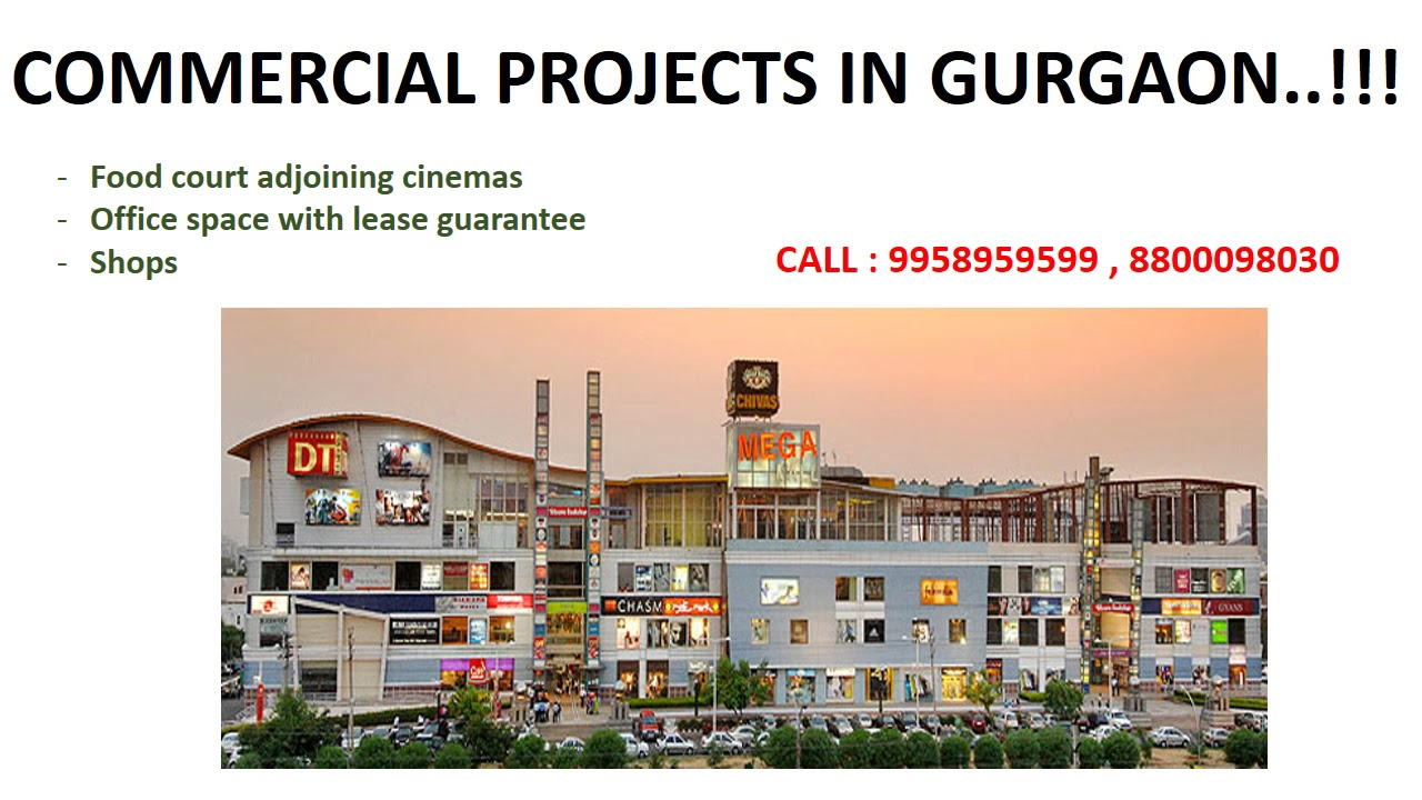 9958959599 Amb Selfie Street Sector 92 Commercial Projects In Gurgaon