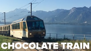 This Train Takes You On A Chocolate And Cheese Tour