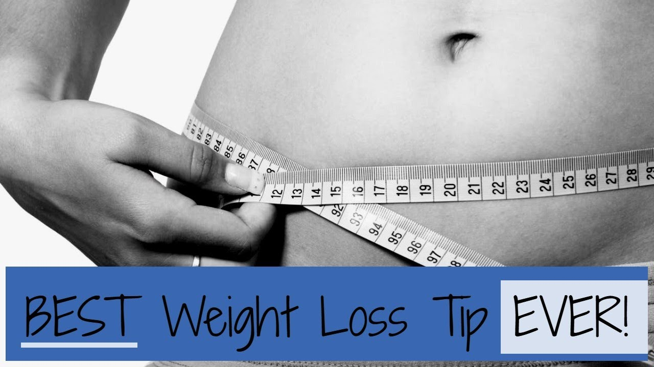 Single Best Weight Loss Tip EVER Given!