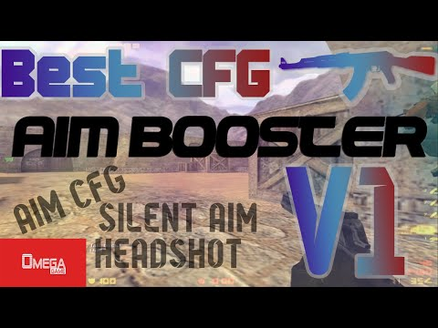 [ BEST CFG ] AIM BOOSTER V1 CFG FOR CS 1.6 | Headshot CFG | AIM CFG | CFG FOR SXE