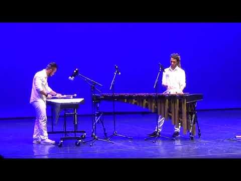 Nathan Daughtrey - Edge Of The World (Marimba/Vibraphone) - Percussioni Liceo Musicale Forlì 2018