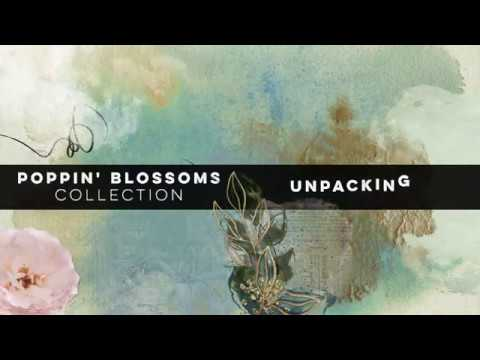 Poppin' Blossoms Unpacking by NBK-Design