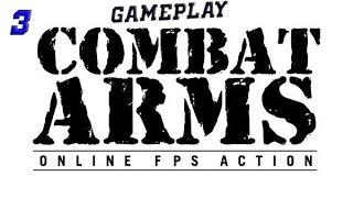 Gameplay z Combat Arms #3/Lepsza jakość /50 FPS/Nowe intro