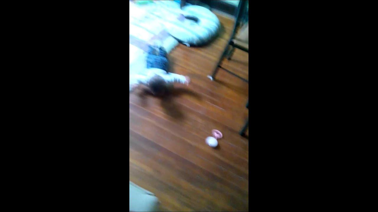 Baby hit her head