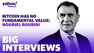 #bitcoin #nourielroubini #cryptonouriel roubini, professor of economics at new york university's stern school business and ceo roubini macro associates...