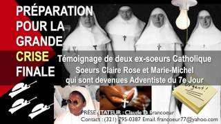 Download Video Témoignage de 2 ex soeurs Catholique qui sont devenues Adventiste du 7e Jour MP3 3GP MP4