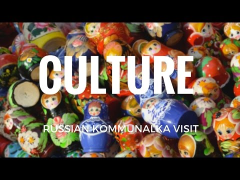 Culture - Visit a Russian home - the 'Kommunalka'