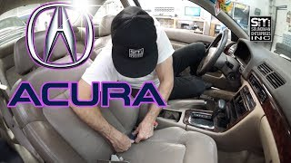 I'm starting the ACURA STEREO SYSTEM! 🤑