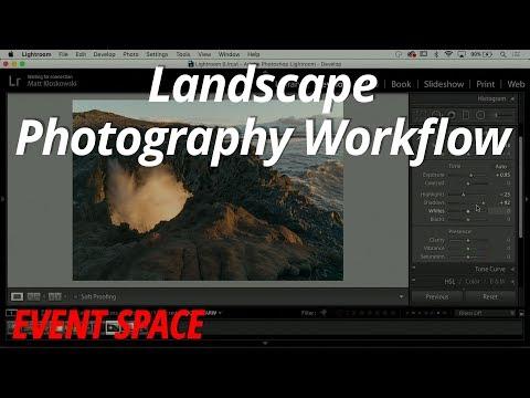 Landscape Photography Workflow | Matt Kloskowski