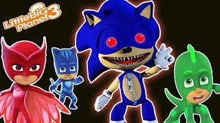 PJ Masks | *TwiSted* Sonic | LittleBigPlanet 3