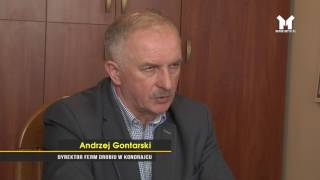 WARTO POSŁUCHAĆ Andrzej Gontarski - dyrektor ferm drobiu w Kondrajcu