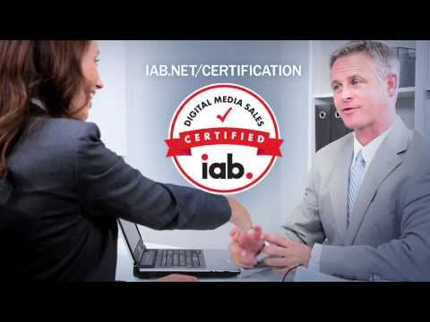 Work with an IAB Digital Media Sales Certified Representative