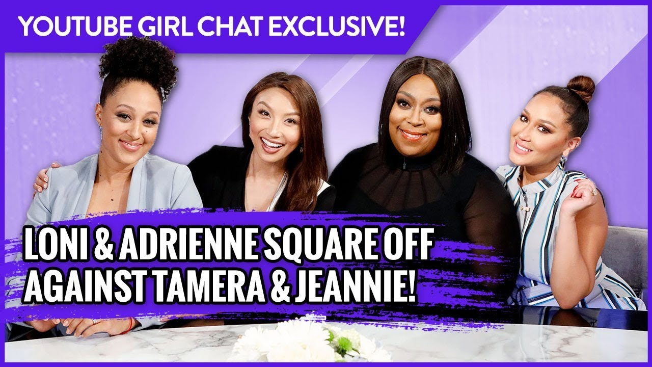WEB EXCLUSIVE: Loni & Adrienne Square Off Against Tamera & Jeannie!