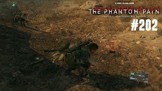 METAL GEAR SOLID V THE PHANTOM PAIN [#202] ★ Verminter Wachposten ★ Let's Play MGS V Phantom Pain