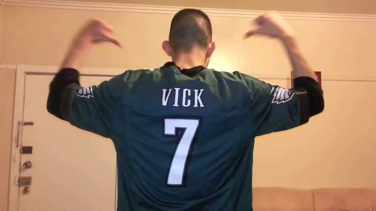 best loved 17a2d 7f056 # 7 Michael Vick Philadelphia Eagles Jersey Nike