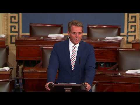 Sen. Flake Calls On Colleagues To Support Updated AUMF