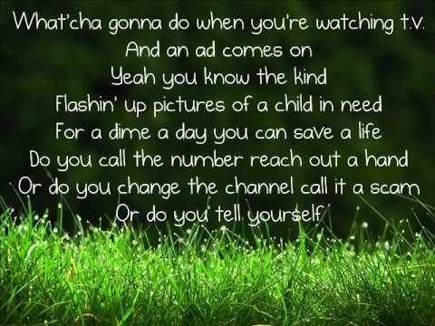 Change--Carrie Underwood (lyrics)