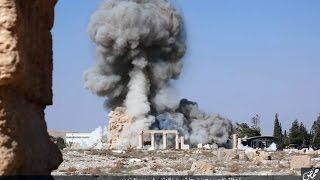 ISIS destroys ancient temple