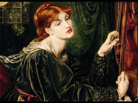 Dante Gabriel Rossetti  1828-1882
