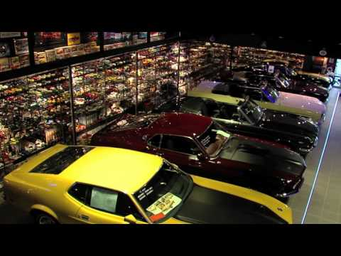 The mustang garage fr youtube for Garage ford rombas