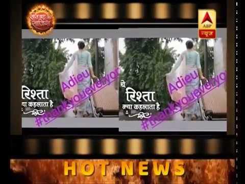 "Hot News: Serial ""Yeh Rishta Kya Kehlata Hai"" actress leaves the show"
