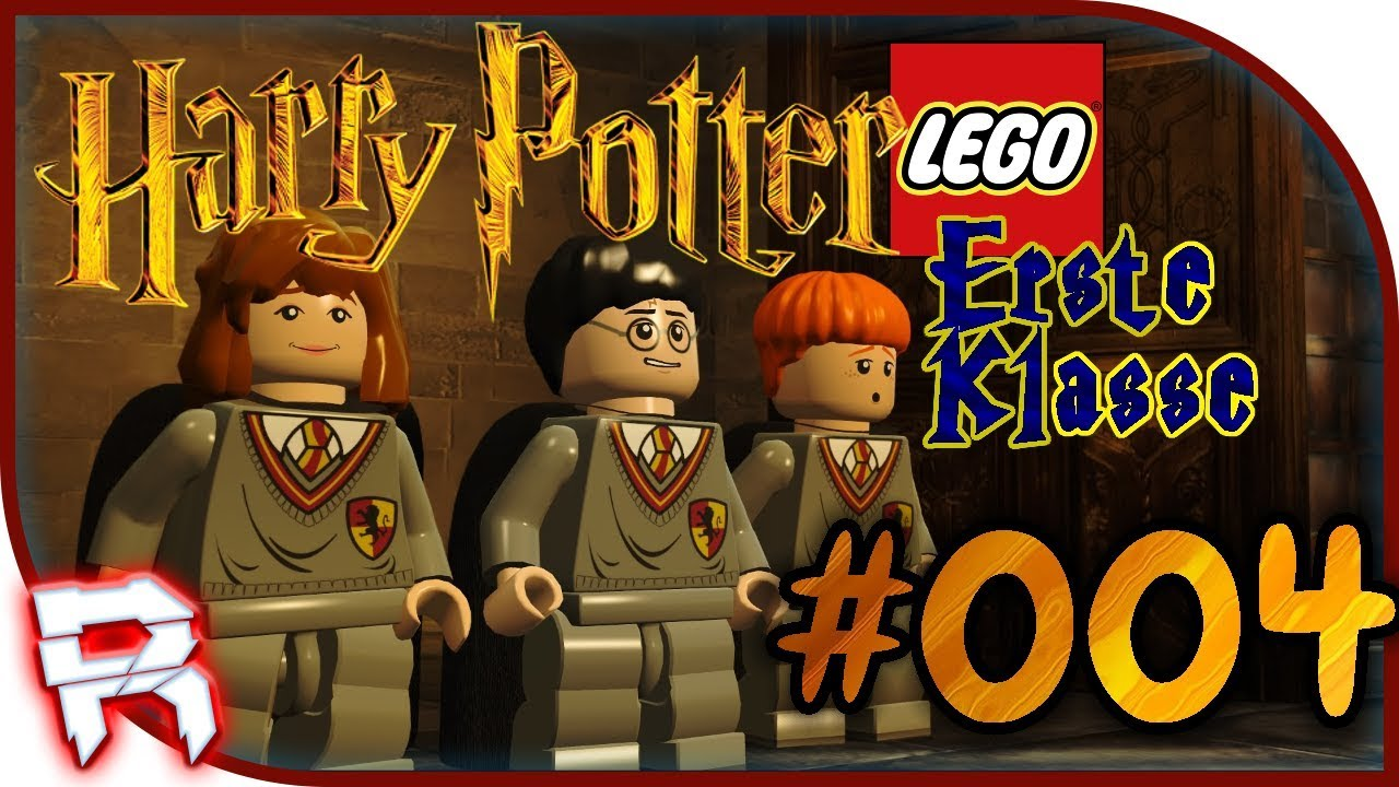 der meister der zaubertr nke lego harry potter 004 tr nke und kr uter erste klasse youtube. Black Bedroom Furniture Sets. Home Design Ideas