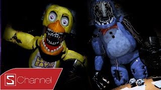 Schannel - S Games : Tựa games kinh dị Five Night at Freddy's 2