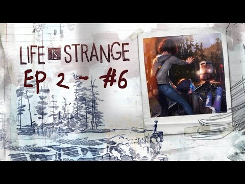 Life Is Strange Episode 2 - No Way out - PART SIX