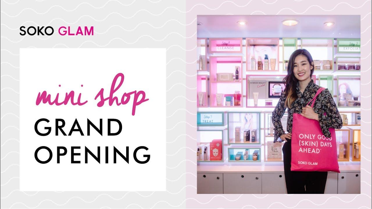 Soko Glam Mini Shop