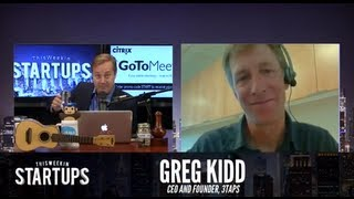 - Startups - Greg Kidd of 3Taps - TWiST #293(, 2012-10-02T19:13:05.000Z)