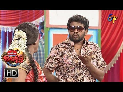 Hyper Aadi Raising Raju Performance  Jabardasth  22nd December 2016 ETV  Telugu