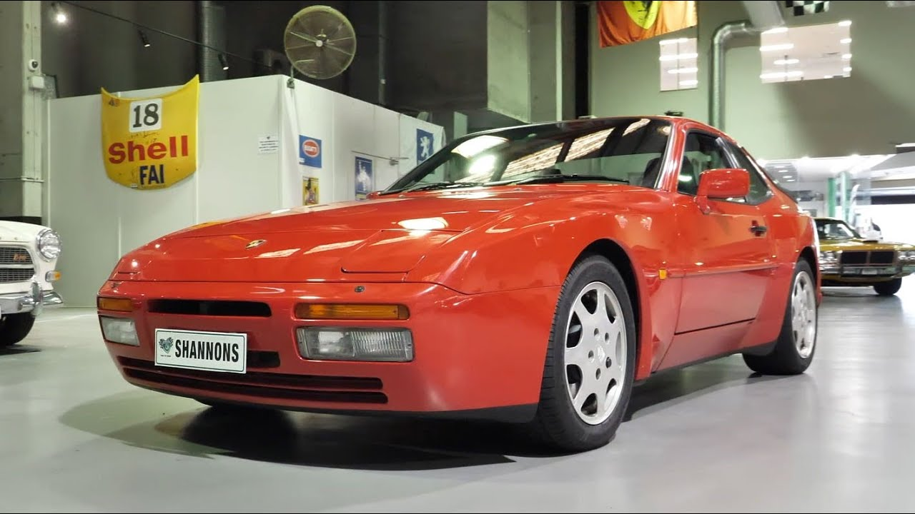 1989 Porsche 944 Turbo Coupe - 2020 Shannons Winter Timed Online Auction
