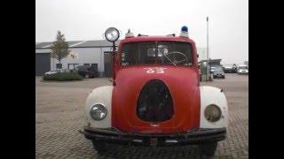 Magirus V8 1957 (restauratie project)