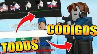 ALL ARSENAL CODES!! -ROBLOX