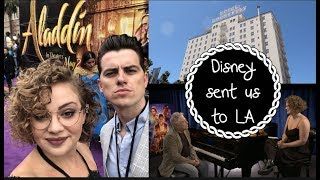 Disney Sent Us To LA!