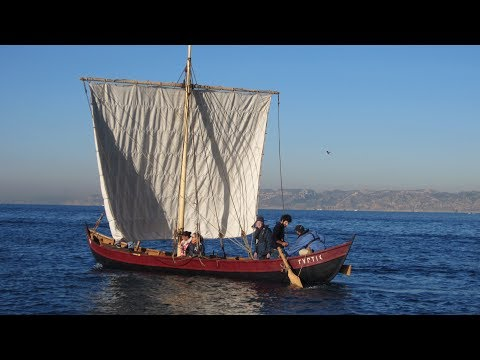 GYPTIS, a Greco-Massalian boat dating back to the 6th century BC