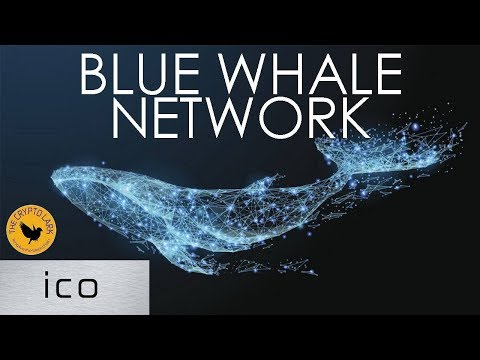 Blue Whale ICO - The Gig Economy Meets Blockchain