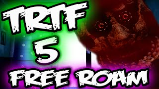 FNAF FREE ROAM & Solving Puzzles | The Return To Freddy's 5 | Five Nights at Freddy's Free Roam