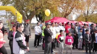 Charity Walk & Run in Solothurn 2015