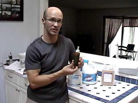 Home Brew Blonde Beer Equipment Sanitizers
